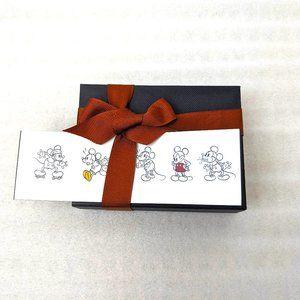 COACH x Disney Gift Box w Mickey booklet